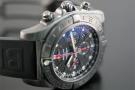 ブライトリング (BREITLING) クロノマット GMT ブラックスチール / CHRONOMAT GMT BLACKSTEEL [M041B78VRB]