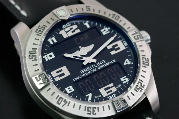 newest collection 71d53 1ed9f ブライトリング(BREITLING) エアロスペース エヴォ(AEROSPACE EVO)